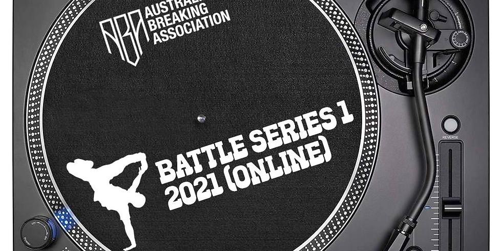 ABA Battle Series 1 (online)