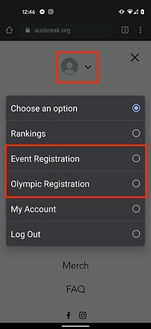 Ausbreak mobile - member menu.png