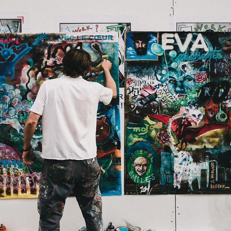 Brisbane Street Art Party 2v2 Breaking Battle