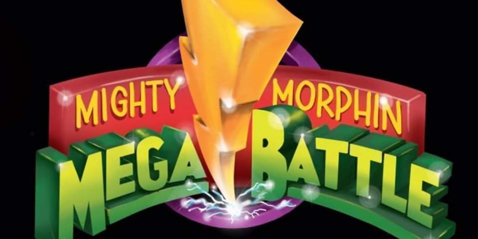Might Morphin Mega Battle