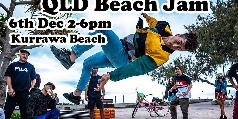 QLD Beach Jam