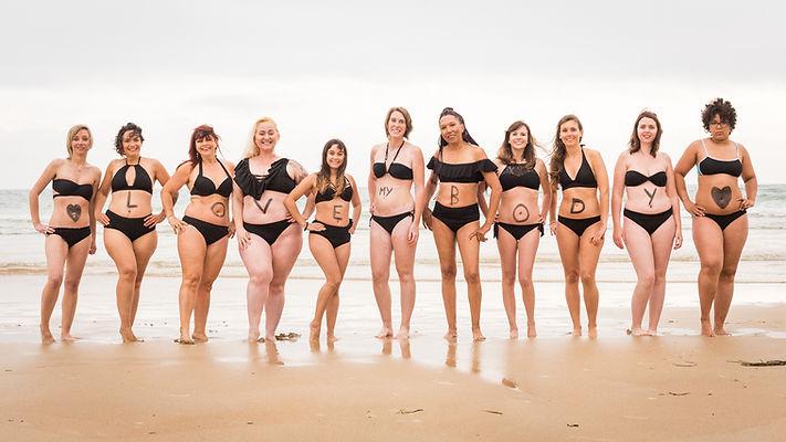 Telles que vous êtes, l'événement Body Posi en l'honneur de femmes pour s'assumer avecleur défauts et avec bienveillance