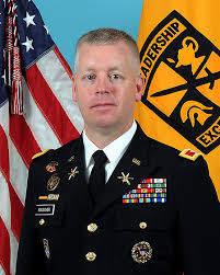 Colonel Matthew Rauscher