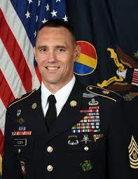 Command Sergeant Major Timothy A. Guden