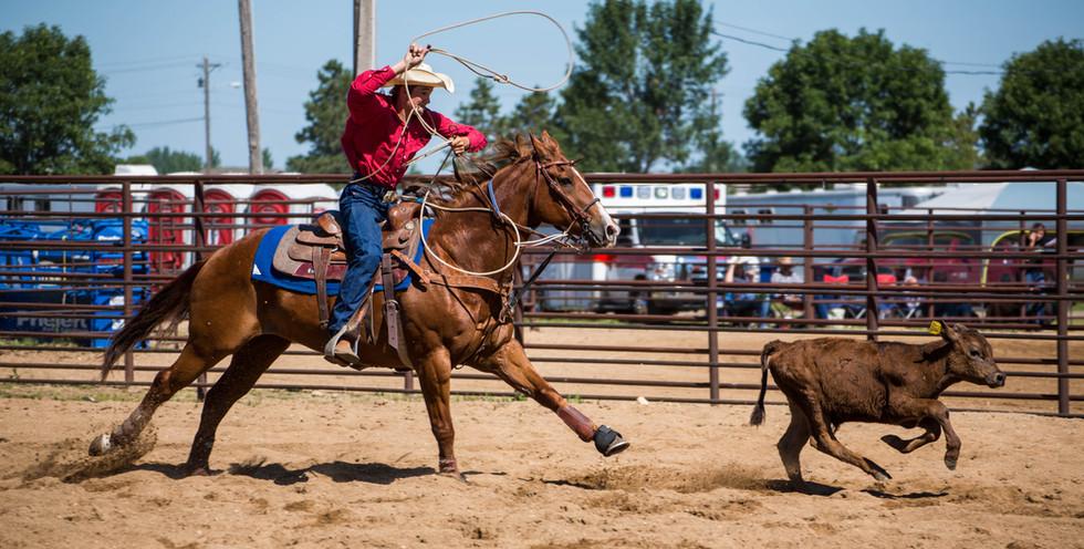 Rodeo — Eastern Dakota 4-H Regional Rodeo