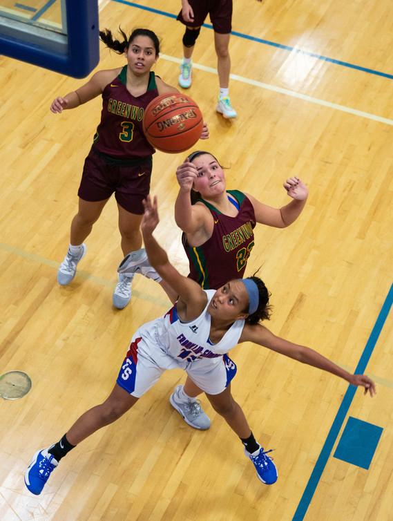 Girls' Basketball — Greenwood vs. Franklin-Simpson