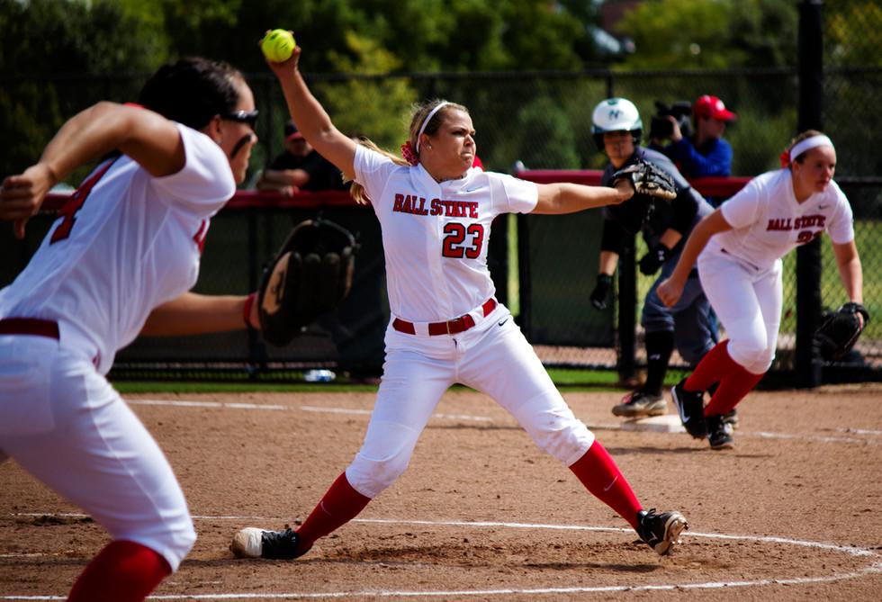 Softball — Ball State vs. Huntington