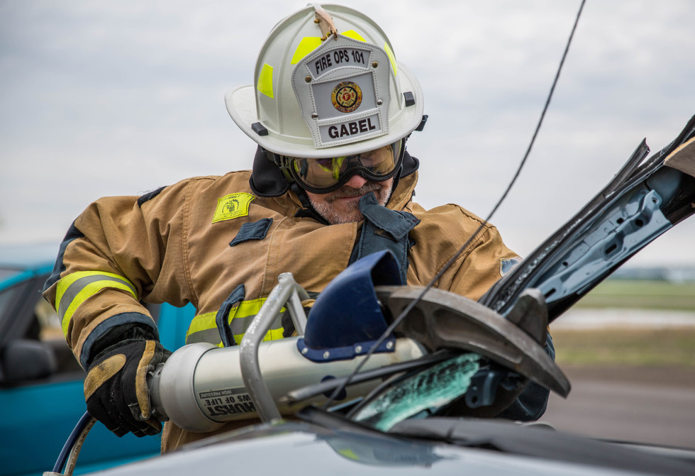 City members take part in Fire Ops 101