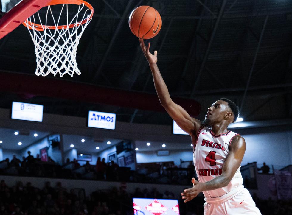 Men's Basketball — Western Kentucky vs. University of Southern Mississippi