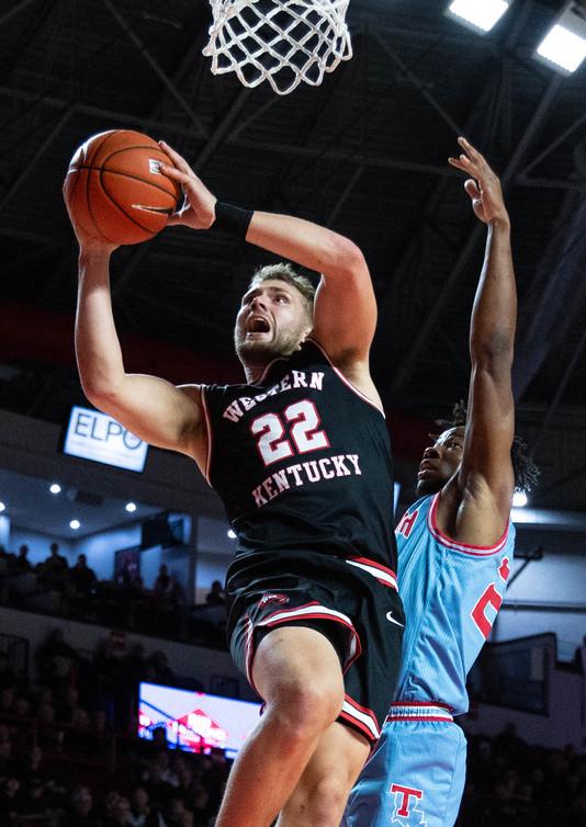 Men's Basketball — Western Kentucky vs. Louisiana Tech