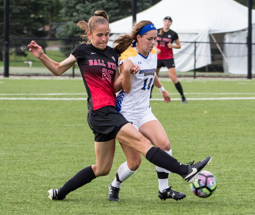 Women's Soccer — Ball State vs. Morehead State