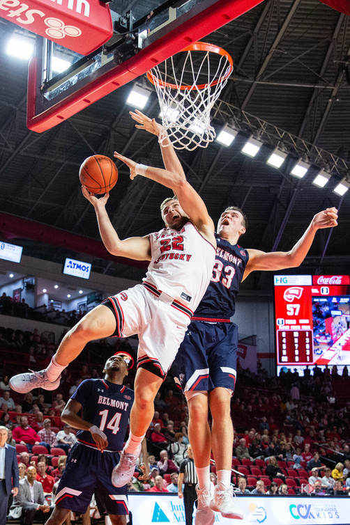Men's Basketball — Western Kentucky vs. Belmont