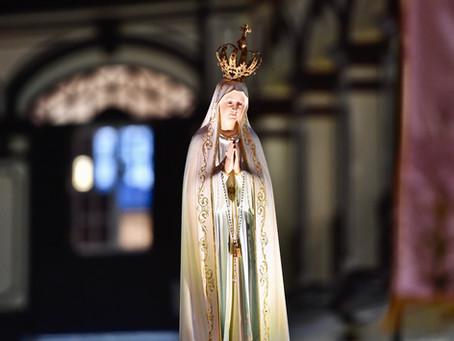 澳門花地瑪聖母聖像出遊