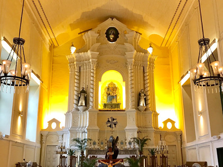 聖女加大肋納瑟納: 澳門教區主保
