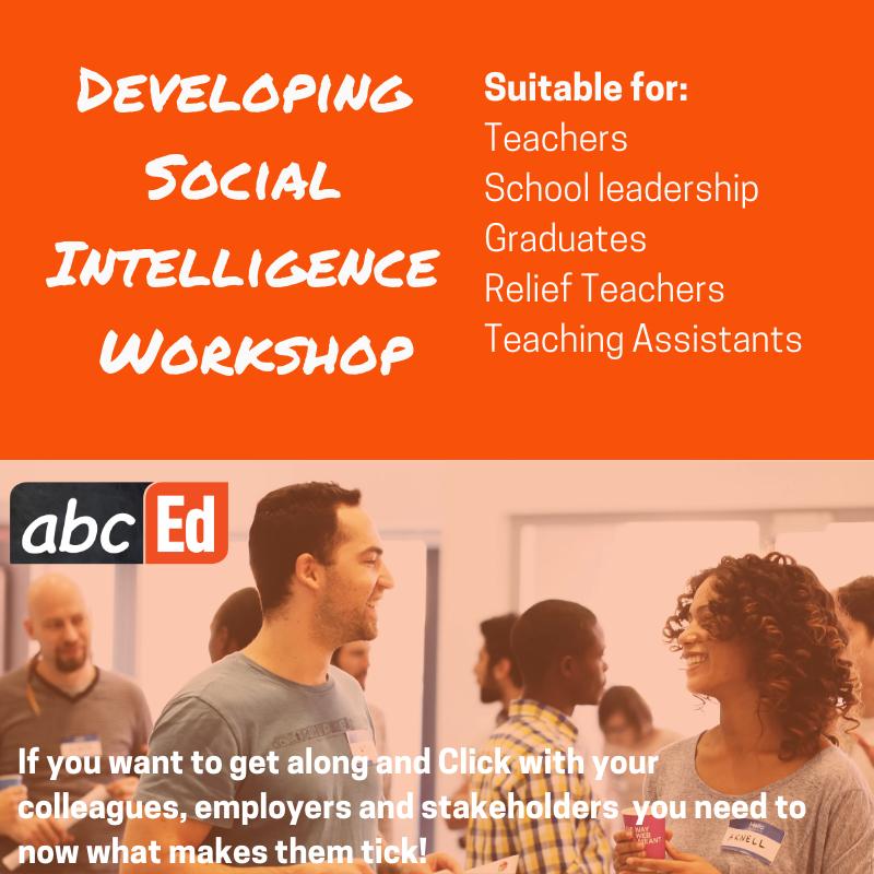 Social Intelligence in Education