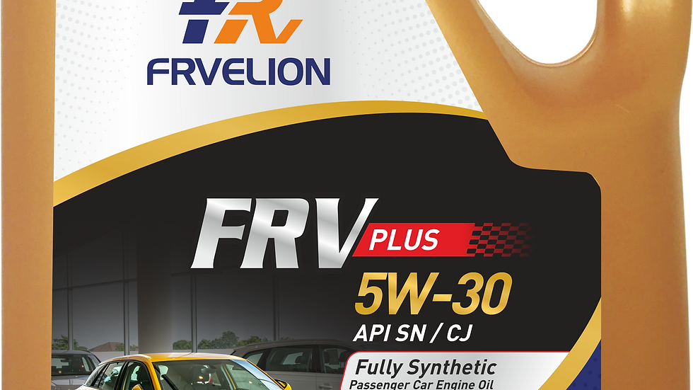 FRV 5W-30 Fully Synthetic Engine Oil
