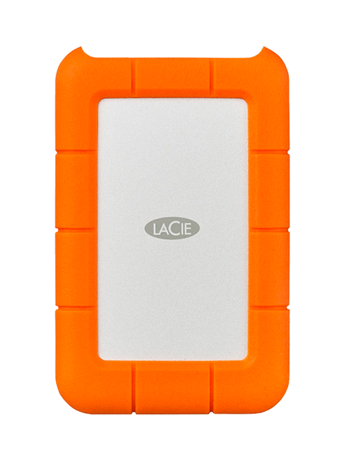 LaCie 4TB Rugged USB 3.1 Gen 1 Type-C External Hard Drive