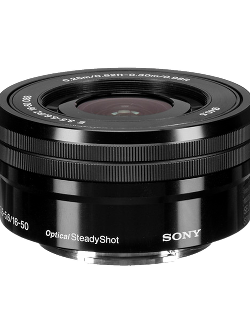 Sony E PZ 16-50mm f / 3.5-5.6 OSS