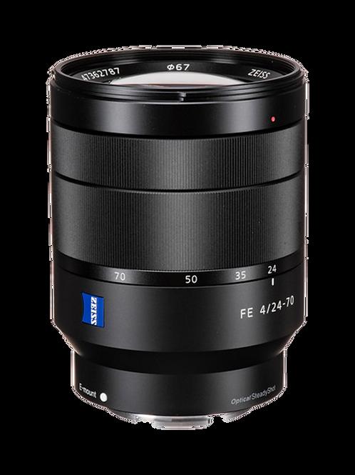 Sony Vario-Tessar T * FE 24-70 mm f / 4 ZA OSS
