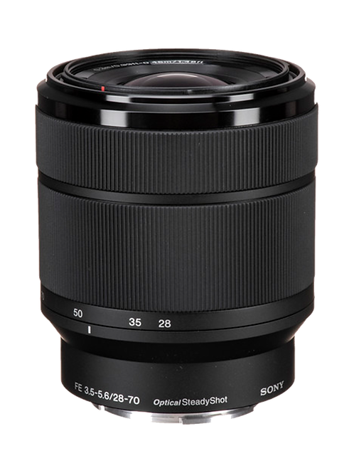 Sony FE 28-70mm f / 3.5-5.6 OSS