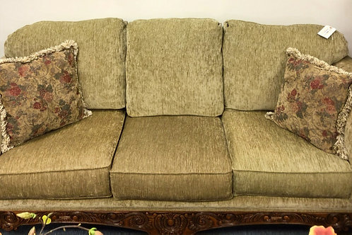 Broyhill Ornate Couch