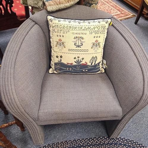 Gray Arm Chair