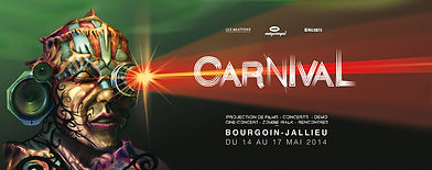 festival CARNIVAL Bourgoin-Jallieu.