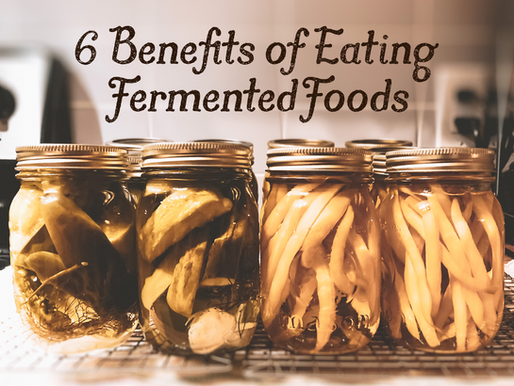 Why You Should be Fermenting at Home