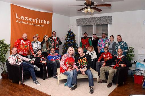 Gibraltar IT Team Photo