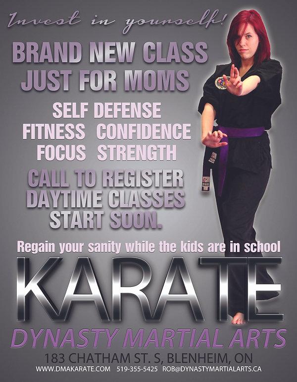 karate, martial arts, self defense, self defence, chatham, chatham-kent, blenheim, ridgetown