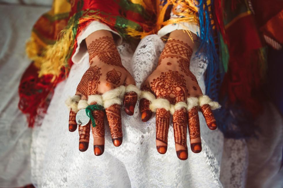 THE BERBER BRIDE