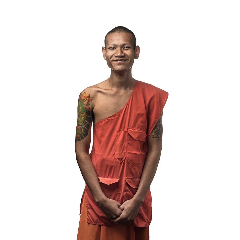MONK PORTRAIT STUDIO