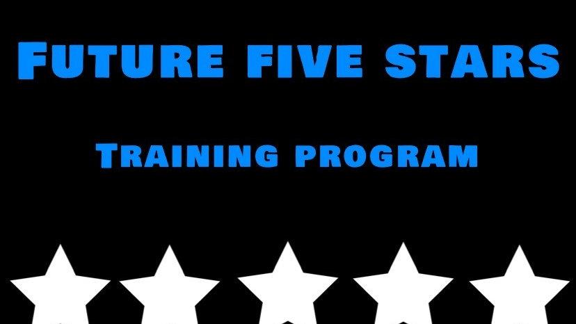 Future Five Stars Training Program