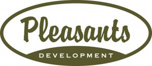 Pleasants Development Logo