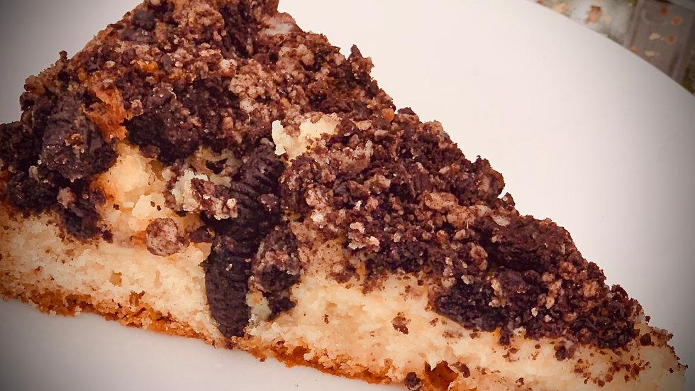 Oreo Style Cheese Cake - 9' Round