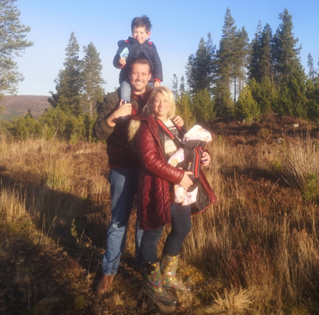 Shared Parental Leave. Story #3 - Andrew, senior associate in a city law firm