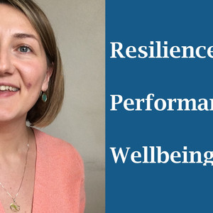RESILIENCE is your buffer and a muscle