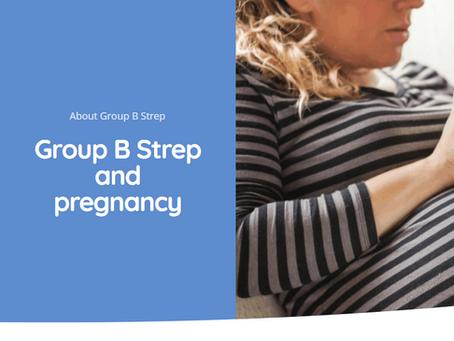 Group B Strep Test in Pregnancy