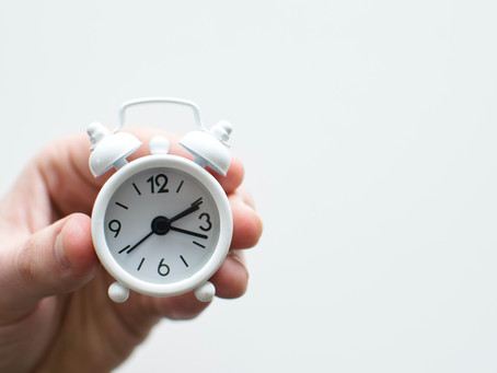 The time trap: Stop thinking about Time in minutes