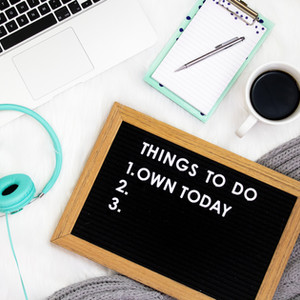 To-do lists - let go & start anew or finish everything?