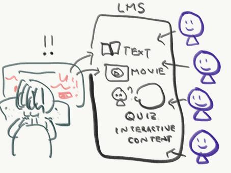 LMSとパブリッシュ