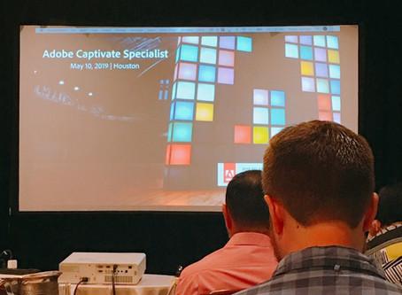 Adobe Captivate Specialist (2020年情報)