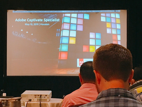 Adobe Captivate Specialist (2020年情報)