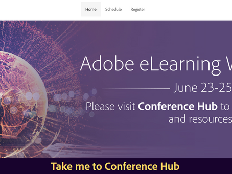 Adobe Elearning World 2020