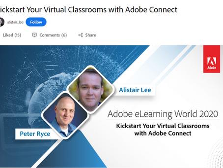 Kickstart Your Virtual Classrooms with Adobe