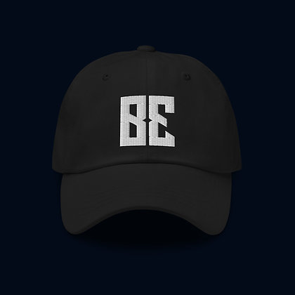 BE Classic Baseball Caps Svart
