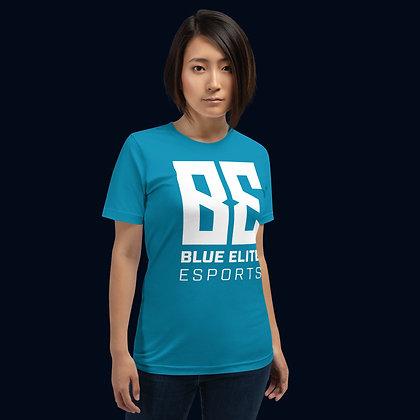BE T-Skjorte #4 Blå