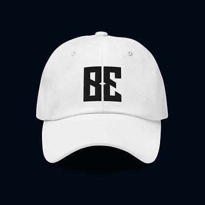 BE Classic Baseball Caps Hvit