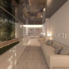 Cofti Headquarters