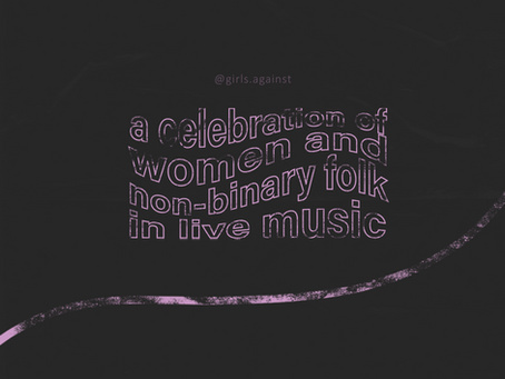 A Celebration of Women and Non-Binary Folk in Live Music: